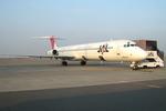 hononostrategistさんが、羽田空港で撮影した日本航空 MD-81 (DC-9-81)の航空フォト(写真)