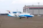 サビ丸さんが、新千歳空港で撮影した東海航空 Challenger 600の航空フォト(写真)