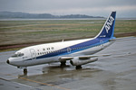 Gambardierさんが、岡山空港で撮影した全日空 737-281/Advの航空フォト(写真)