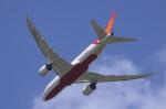 多楽さんが、成田国際空港で撮影したエア・インディア 787-837の航空フォト(写真)