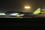 スターアライアンスKMJ H・Rさんが、熊本空港で撮影したソラシド エア 737-46Mの航空フォト(写真)