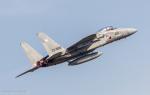 こだしさんが、茨城空港で撮影した航空自衛隊 F-15J Eagleの航空フォト(写真)