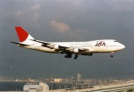 amagoさんが、関西国際空港で撮影した日本アジア航空 747-246Bの航空フォト(写真)