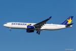 みなかもさんが、羽田空港で撮影したスカイマーク A330-343Eの航空フォト(写真)