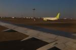 dianaさんが、羽田空港で撮影したソラシド エア 737-43Qの航空フォト(写真)