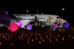 新海 元さんが、熊本空港で撮影した国土交通省 航空局 YS-11-115の航空フォト(写真)
