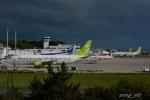 wing_oitさんが、大分空港で撮影したソラシド エア 737-46Mの航空フォト(写真)