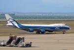 なごやんさんが、中部国際空港で撮影したエアブリッジ・カーゴ・エアラインズ 747-4HAF/ER/SCDの航空フォト(写真)