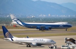 なごやんさんが、中部国際空港で撮影したエアブリッジ・カーゴ・エアラインズ 747-8HVFの航空フォト(写真)