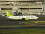 4475-Bさんが、羽田空港で撮影したソラシド エア 737-46Mの航空フォト(写真)