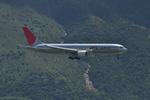 Sky TEAM cargo さんが、香港国際空港で撮影した日本航空 767-346F/ERの航空フォト(写真)