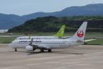 pringlesさんが、長崎空港で撮影したJALエクスプレス 737-846の航空フォト(写真)