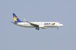 しかばねさんが、羽田空港で撮影したスカイマーク 737-8HXの航空フォト(写真)