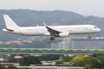 岡崎美合さんが、台北松山空港で撮影したトランスアジア航空 A321-231の航空フォト(写真)