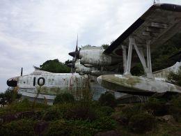 イチカメさんが、熊本県 上天草市で撮影した海上自衛隊 PS-1の航空フォト(写真)