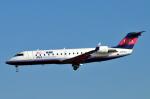 ishi_pinさんが、新潟空港で撮影したアイベックスエアラインズ CL-600-2B19 Regional Jet CRJ-100LRの航空フォト(写真)