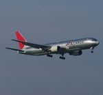 ladyinredさんが、成田国際空港で撮影した日本航空 767-346F/ERの航空フォト(写真)