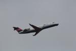 Tomochanさんが、仙台空港で撮影したアイベックスエアラインズ CL-600-2B19 Regional Jet CRJ-100LRの航空フォト(写真)
