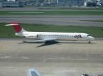 幹ポタさんが、福岡空港で撮影した日本航空 MD-87 (DC-9-87)の航空フォト(写真)