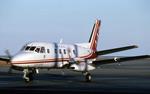 Gambardierさんが、大分空港で撮影した朝日航空 EMB-110P1 Bandeiranteの航空フォト(写真)