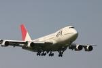 Espace77さんが、成田国際空港で撮影した日本アジア航空 747-246Bの航空フォト(写真)