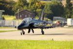 Koenig117さんが、ミリテール・ド・ペイエルヌ飛行場で撮影したイギリス空軍 BAe Hawk T1Aの航空フォト(写真)