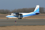 KEITH-H(きーす)さんが、新潟空港で撮影した新中央航空 BN-2B-20 Islanderの航空フォト(写真)