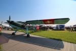 Koenig117さんが、ミリテール・ド・ペイエルヌ飛行場で撮影したUntitled MS.505 Criquetの航空フォト(写真)