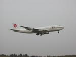アルビレオさんが、成田国際空港で撮影した日本アジア航空 747-246Bの航空フォト(写真)
