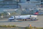 アボさんが、伊丹空港で撮影したアイベックスエアラインズ CL-600-2B19 Regional Jet CRJ-100LRの航空フォト(写真)
