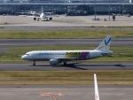 51ANさんが、羽田空港で撮影したバニラエア A320-211の航空フォト(写真)