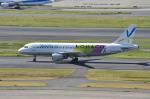 とりてつさんが、羽田空港で撮影したバニラエア A320-211の航空フォト(写真)