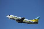 tupolevさんが、旭川空港で撮影したAIR DO 737-54Kの航空フォト(写真)