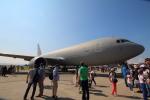 Koenig117さんが、ミリテール・ド・ペイエルヌ飛行場で撮影したイタリア空軍 KC-767A (767-2EY/ER)の航空フォト(写真)