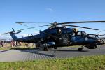 Tomo-Papaさんが、ミリテール・ド・ペイエルヌ飛行場で撮影したチェコ空軍 Mi-24Vの航空フォト(写真)