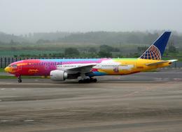 VQ-BELさんが、成田国際空港で撮影したコンチネンタル航空 777-224/ERの航空フォト(写真)