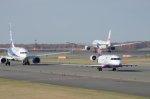 kitayocchiさんが、新千歳空港で撮影したアイベックスエアラインズ CL-600-2B19 Regional Jet CRJ-100LRの航空フォト(写真)