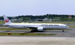 x19さんが、成田国際空港で撮影した日本航空 777-346/ERの航空フォト(写真)
