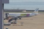 まっつーさんが、羽田空港で撮影したバニラエア A320-211の航空フォト(写真)