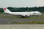 Tomo-Papaさんが、成田国際空港で撮影した日本アジア航空 747-246Bの航空フォト(写真)