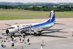 とろーるさんが、女満別空港で撮影したエアーニッポン YS-11A-500の航空フォト(写真)