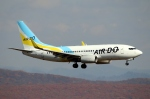 なごやんさんが、新千歳空港で撮影したAIR DO 737-781の航空フォト(写真)