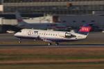tecasoさんが、伊丹空港で撮影したアイベックスエアラインズ CL-600-2B19 Regional Jet CRJ-100LRの航空フォト(写真)