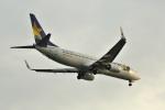 comさんが、羽田空港で撮影したスカイマーク 737-8HXの航空フォト(写真)