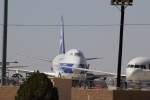 ZONOさんが、サザンカリフォルニアロジステクス空港で撮影した日本貨物航空 747-4KZF/SCDの航空フォト(写真)
