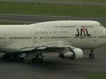 まっつーさんが、羽田空港で撮影した日本航空 747-146B/SR/SUDの航空フォト(写真)