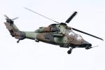 Tomo-Papaさんが、ミリテール・ド・ペイエルヌ飛行場で撮影したフランス陸軍 EC665 Tigre HAPの航空フォト(写真)