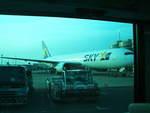 じょーまうすさんが、羽田空港で撮影したスカイマーク 767-36N/ERの航空フォト(写真)