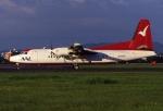 名古屋飛行場 - Nagoya Airport [NKM/RJNA]で撮影された中日本エアラインサービス - Naka Nihon Airlines Service [NV/ALS]の航空機写真