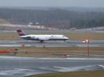 いおんさんが、新千歳空港で撮影したアイベックスエアラインズ CL-600-2B19 Regional Jet CRJ-100LRの航空フォト(写真)
